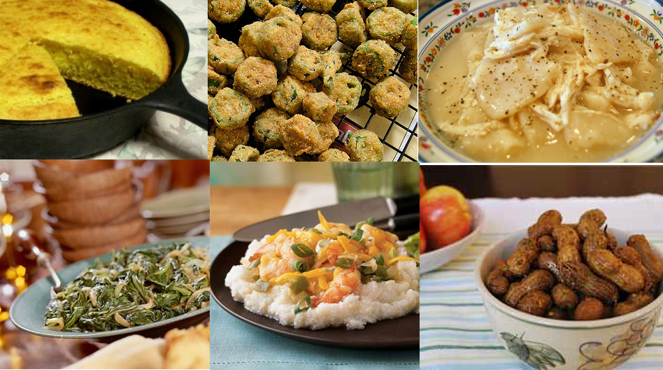 Southern Classic Food Recipes